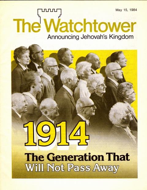 """The Bethel """"Generation of 1914""""   Orthocath"""