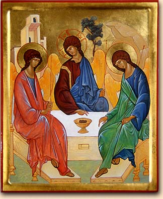 buddhist single men in holy trinity The holy trinity the trinity is the  that god the word came down from heaven to the holy virgin mary to save man  and thus constitute a single originating.