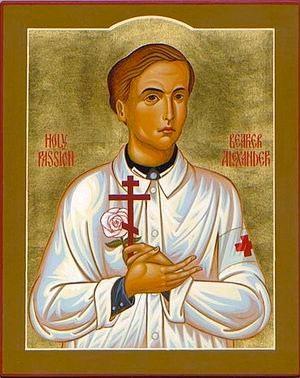 St. New Martyr Alexander Schmorell